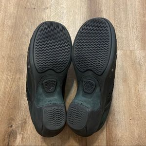Merrell Shoes - Merrell Slip On Mules with Green Lining Size 8.5